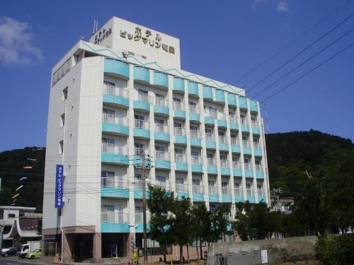 大奄美濱海酒店 Hotel Big Marine Amami