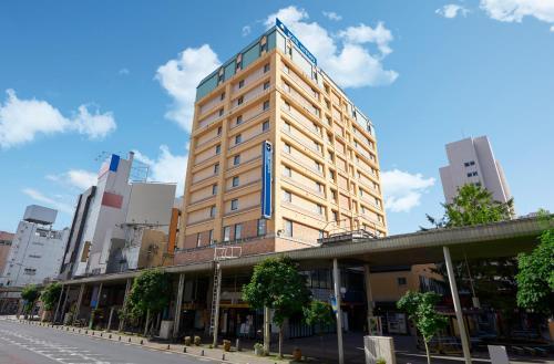 . HOTEL MYSTAYS Aomori Station