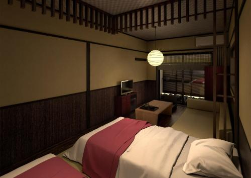 Japanese Modern Room with Open-Air Bath - Main Building 1F