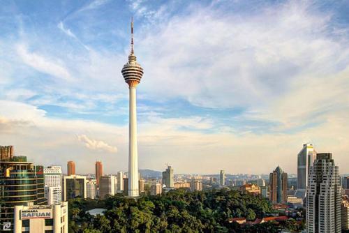 3BR Villa Puteri near Sunway Putra, PWTC + Parking - Kuala
