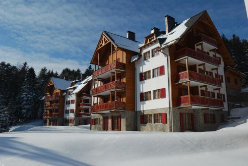 Luxury Apartments Bona - Bolfenk - Accommodation - Mariborsko Pohorje