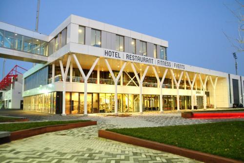 . Fletcher Hotel-Restaurant Oss (former Nelson City Resort Oss)