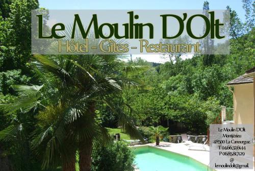 . Hôtel Le Moulin D'Olt