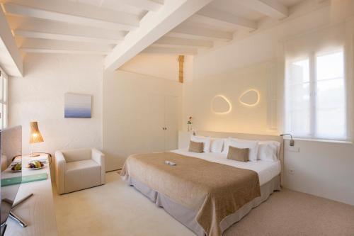 Habitación Doble con terraza Can Simoneta - Adults Only 4