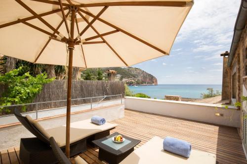 Habitación Doble con terraza Can Simoneta - Adults Only 1