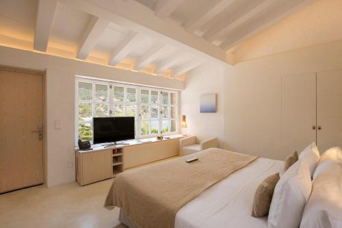 Habitación Doble con terraza Can Simoneta - Adults Only 3