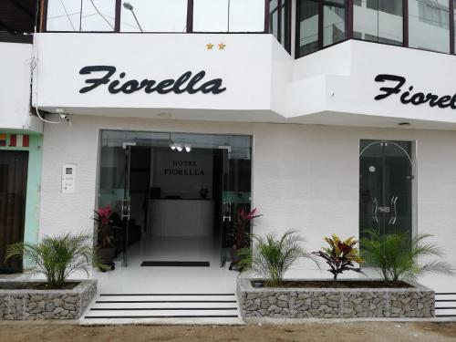 . Paracas Hotel Fiorella