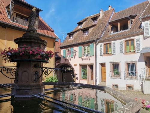 GITE A L'ANCIENNE AUBERGE - Apartment - Gueberschwihr