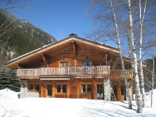 Large Chalet in Chamonix France with Fireplace - Chamonix