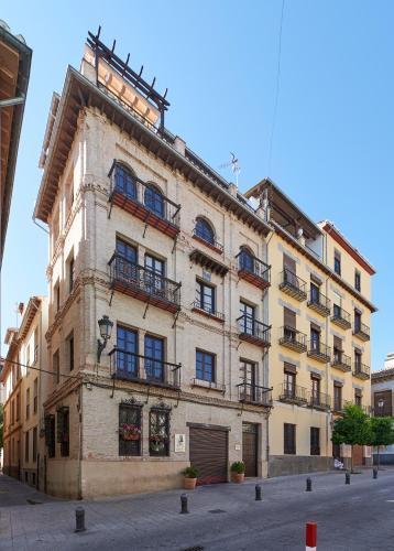 A Hotel Com Enjoygranada Duplex Centro Con Terraza