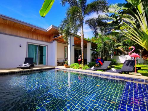 Kamala 2bedroom villa private pool Walk 800 meters to the beach Kamala 2bedroom villa private pool Walk 800 meters to the beach
