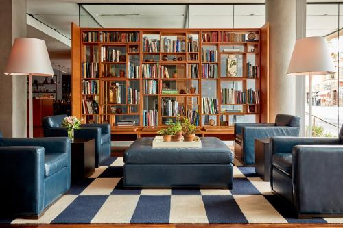 . The Study at Yale, Study Hotels