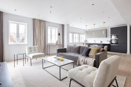 Beautiful Westminster Suites By Sonder