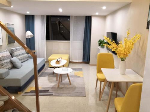 . Modo Apartment (Hangzhou Dongzhe Yundi Software Park)