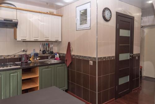 . Apartment on Fabrichnyi Pereulok 10