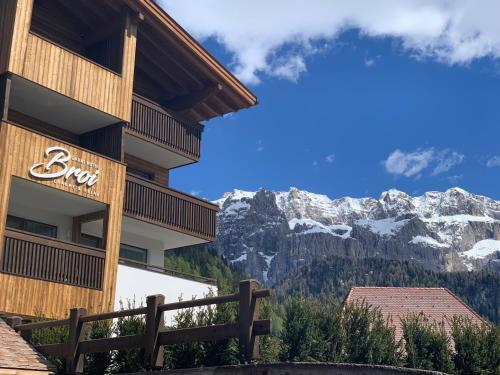 Hotel Garni Broi - Charme & Relax Wolkenstein-Selva Gardena