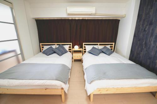 . 道頓堀 Dotonbori Apartment Next JR Namba Toyotomi Stay
