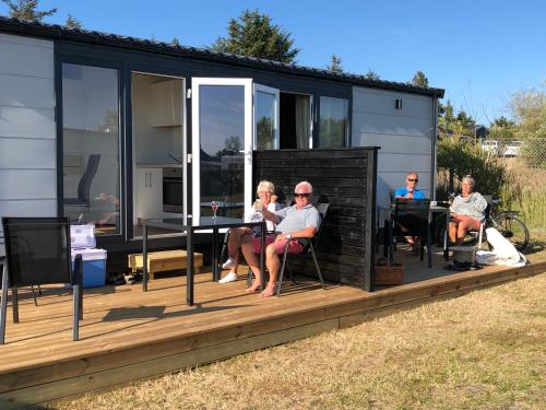 Tannisby Camping, Pension in Tversted bei Skram