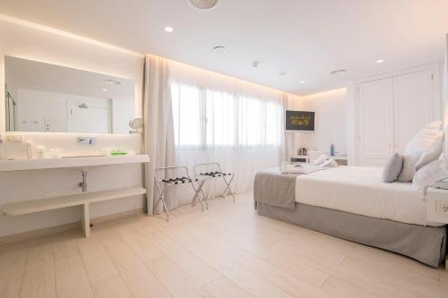 Habitación Doble Superior - 2 camas Sindic Hotel - Adults Only 3