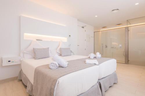 Habitación Doble Superior - 2 camas Sindic Hotel - Adults Only 1