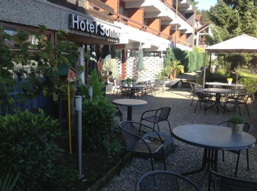 . Hotel-Restaurant Sonne