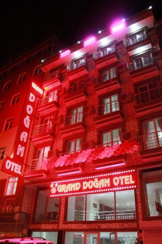 Kırıkkale Grand Dogan Hotel adres