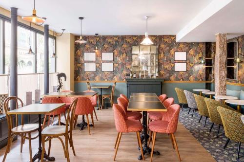 Best Western Hôtel Littéraire Arthur Rimbaud - Hôtel - Paris
