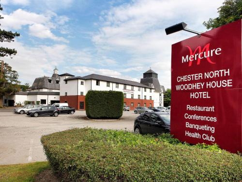 Mercure Chester North Woodhey House Hotel, Willaston