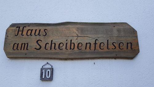 Haus am Scheibenfelsen - Apartment - St. Blasien