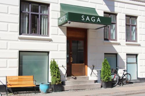 Saga , Pension in Kopenhagen