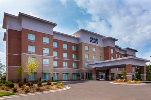 . Fairfield Inn & Suites by Marriott Charlotte Pineville/Ballantyne