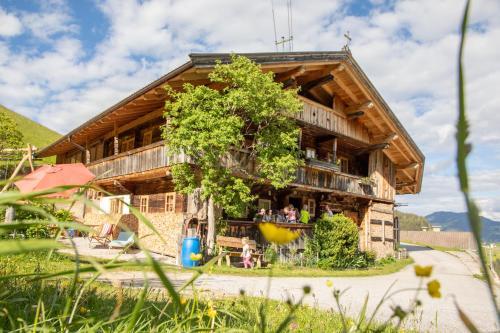 Tradlhof - Thierbach