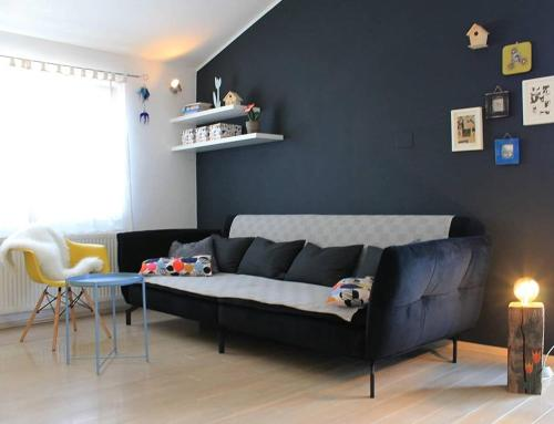 . Happy apartment