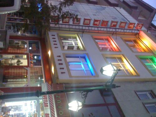 Kars Hotel Temel map