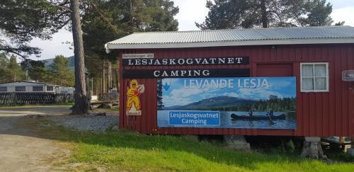 Hotel-overnachting met je hond in Lesjaskogvatnet Camping - Lesjaskog