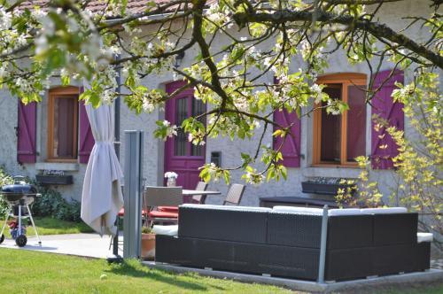 Gîte Coeur de Lorraine - Manoncourt sur Seille-Belleau