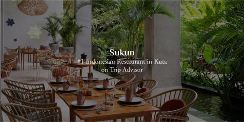 . Amnaya Resort Kuta