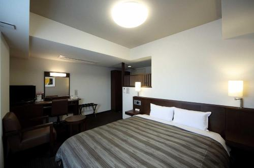 Kamar Double dengan Tempat Tidur Double Kecil - Merokok (Double Room with Small Double Bed - Smoking)