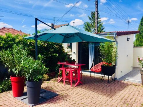 La Cuisine d'été de BeaunAmour - Location saisonnière - Beaune