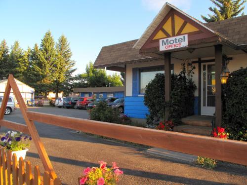 . Blue Mountain Motel