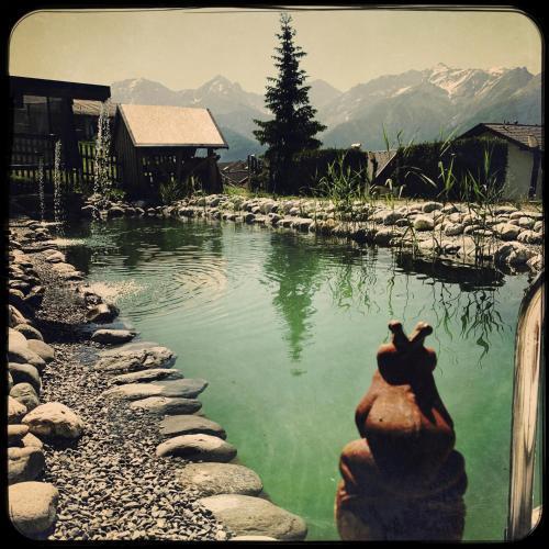 Hotel Garni Alpendiamant Fiss