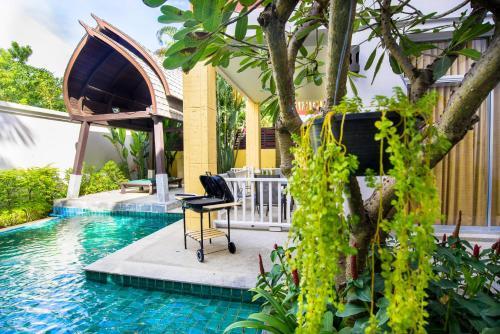 AnB Private Poolvilla 4BR close to Jomtien beach AnB Private Poolvilla 4BR close to Jomtien beach