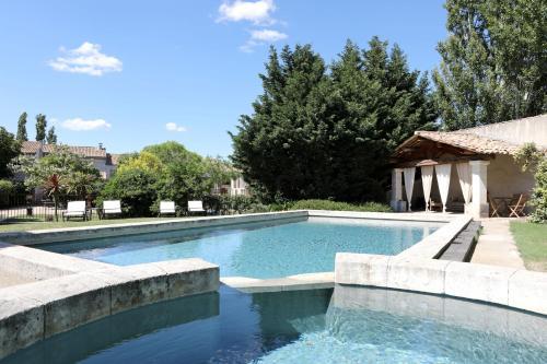 Chambres d\'Hôtes Justin de Provence