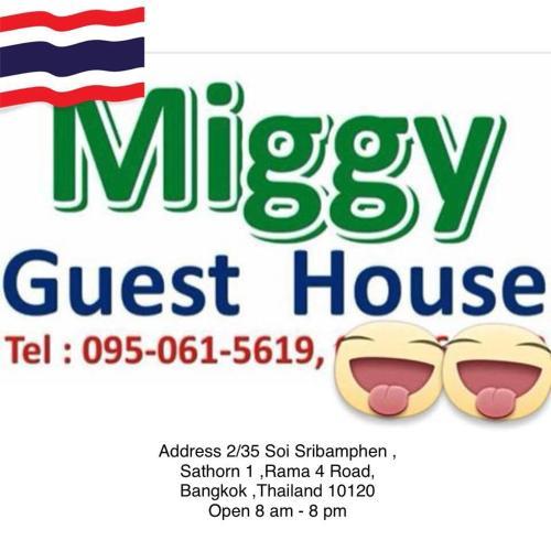 Miggy Guest House Bangkok