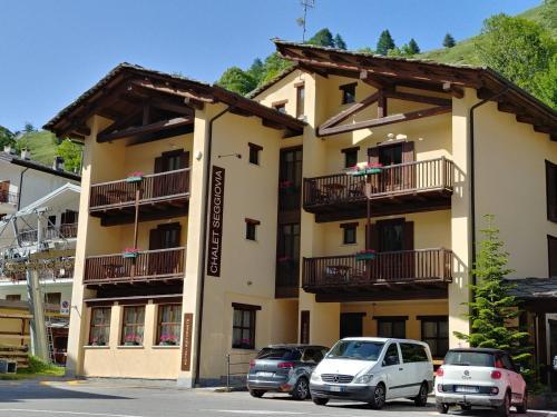 Hotel Chalet Seggiovia - Pontechianale