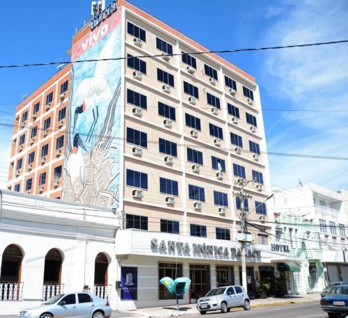 . Santa Mônica Palace Hotel