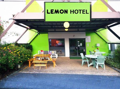 Lemon Hotel Ch Futuroscope - Hôtel - Châtellerault
