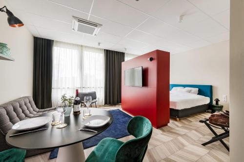 . ROXI The Urban Residence Brussels