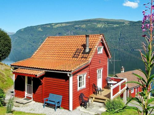 . Two-Bedroom Holiday home in Utvik 1