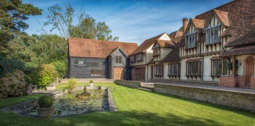 Great Hallingbury Manor, Takeley